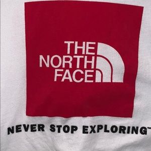 Boys The North Face T-shirt